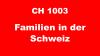 CH1003 Familien in der Schweiz